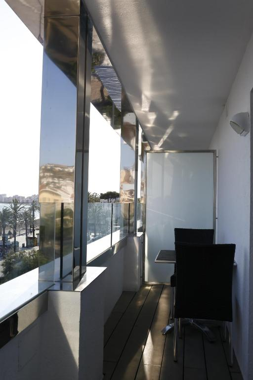 Habitació triple amb vistes al mar